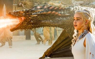 Známe měsíc premiéry poslední série Game of Thrones!