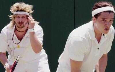HBO představuje svých tenisových 7 dní v pekle s Jonem Snow v hlavní roli