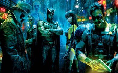 HBO s největší pravděpodobností připravuje reboot Watchmenů v podobě epického seriálu!