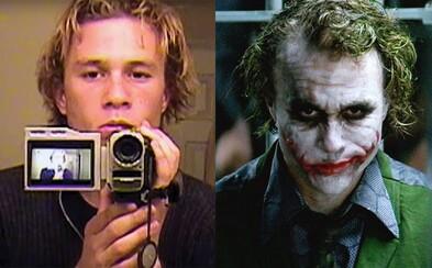 Heath Ledger bol úžasným hercom, čo dokazujú aj poskladané spomienky jeho života v dojemnom dokumente, ktorý si sám natočil (Recenzia)