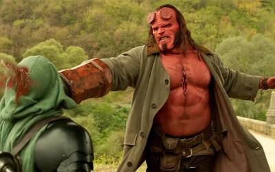 Hellboy bude R-kovou fantasy jazdou plnou akcie, humoru a brutality