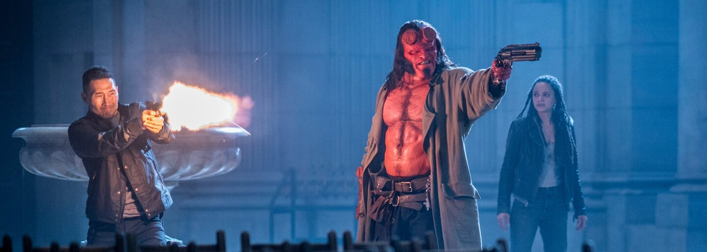Hellboy bude R rating fantasy jízdou plnou akce, humoru a brutality