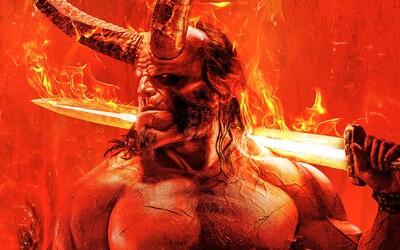 Hellboy je zábavným béčkom s nezaujímavými postavami, malým množstvom akcie a chabou fantasy stránkou (Recenzia)