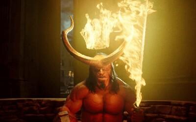 Hellboy konečně přichází s prvním trailerem! Opět bude nabitý hláškami, krvavou akcí i příšerami