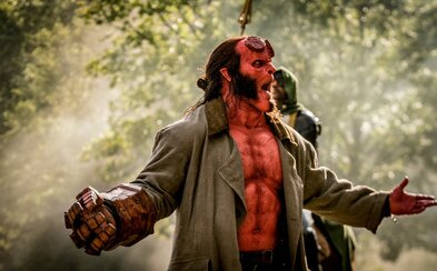Hellboy nikdy nemôže mať sex. Nový herec pekelníka odhaľuje najväčšiu tragédiu svojej postavy
