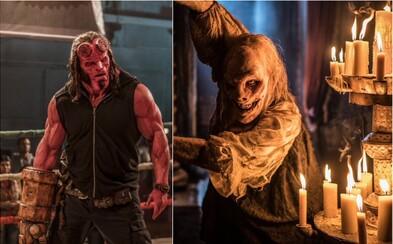 Hellboy ponúkne brutálnu fantasy zábavu a svojich obludných súperov si podá aj v boxerskom ringu