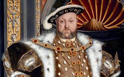 Henrich VIII.: Zakladateľ anglikánskej cirkvi, ktorý v snahe splodiť mužských potomkov popravil vlastné manželky
