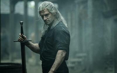 Henry Cavill: Můj Geralt je věrný knihám. Je výbušný, hrozivý a více toho řekne, když je ticho
