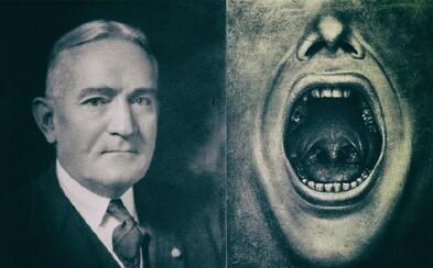 Henry Cotton: Duševne chorých pacientov liečil chirurgickými zákrokmi, ktoré pozostávali z odstraňovania žalúdka, zubov či čriev