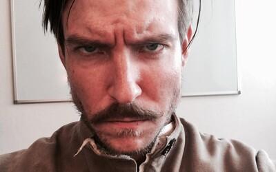 Herce Vladimíra Polívku přepadli a zbili na ulici. Skončil v nemocnici