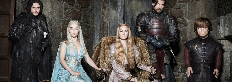 Herci z Game of Thrones zarobia za jednu epizódu neuveriteľný milión dolárov!