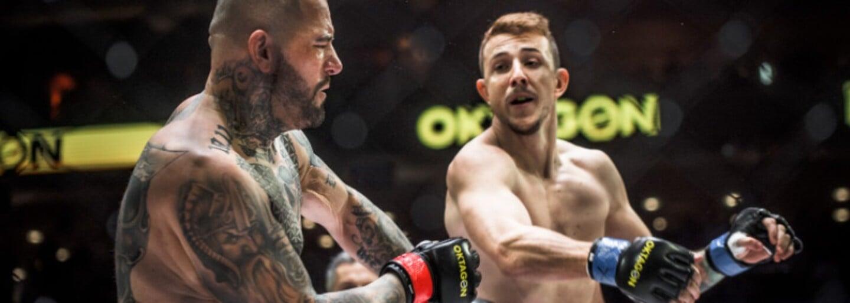 Herec a bojovník Jakub Štáfek vyzval na souboj v Oktagonu youtubera Jona Mariánka