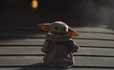 Herec Adam Pally musel udeřit Baby Yodu. Zpříjemnili mu to informací, že loutka stojí 5 milionů dolarů