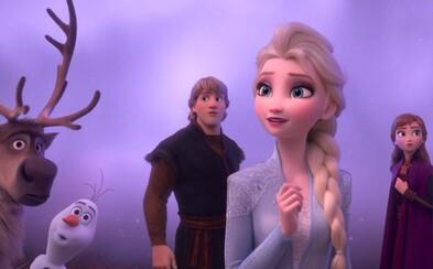 Herec, který dabuje Olafa ve Frozen 2, vysvětluje, proč Elsa nemá ve filmu partnerku: Nešlo o to, aby našla lásku