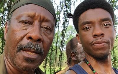 Herec z Da 5 Bloods lituje, že odsuzoval Chadwicka Bosemana při natáčení filmu kvůli jeho luxusním požadavkům.