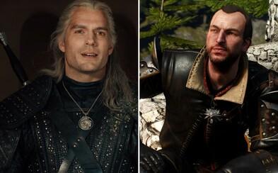 Herec z Peaky Blinders si zahrá Zaklínača a Geraltovho priateľa. Ktorá príšera z hier sa ukáže v 2. sérii?
