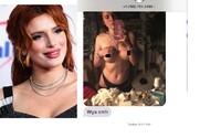 Herečka Bella Thorne zveřejnila nahé fotky. Vydíral ji hacker, tak to udělala sama