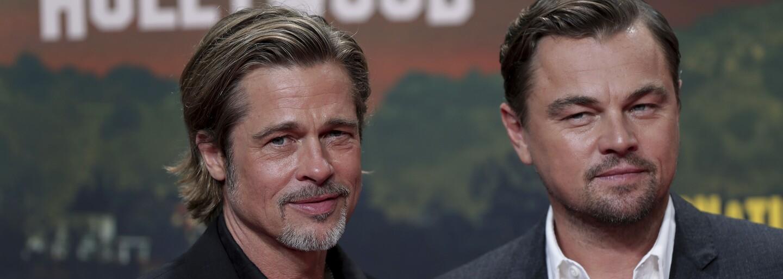 Herečka se pokusila políbit Brada Pitta, lidé mluví o sexuálním obtěžování