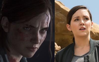 Herečka Shannon Woodward z Westworldu si zahrá v The Last of Us 2!