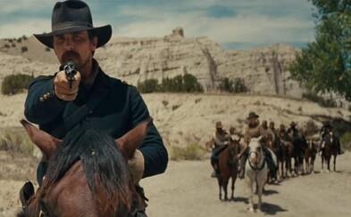 Herecké trio Christian Bale, Rosamund Pike a Ben Foster září v připravované westernovce Hostiles. Že by nás čekal druhý Revenant?