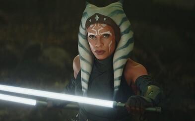 Herečku Rosario Dawson obsadili do role Ahsoky Tano díky fanouškům. Seriál Mandalorian konečně prozradil jméno Baby Yody