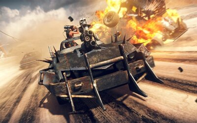 Herný Mad Max sa pred svojím filmovým bratom hanbiť nemusí, dnešný trailer je totiž megalomanský