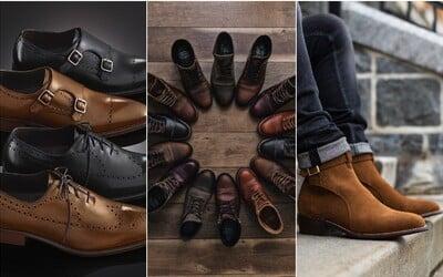 Hezké polobotky nebo chelsea boots nemusí stát celou výplatu. Toto jsou nejlepší značky cenově dostupných elegantních bot