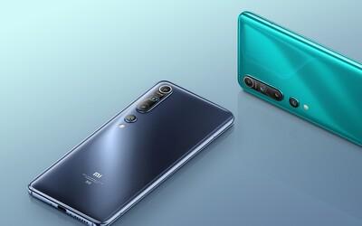 High-end telefón Xiaomi Mi 10 posúva limity v každom smere. Na náš trh prichádza v limitovanom množstve