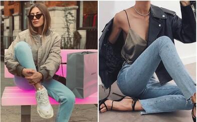 High fashion tenisky nebo kabelky. Ženy z Česka a Slovenska na módě rozhodně nešetří