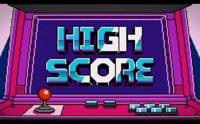 High Score ti ukáže, ako začínali videohry, ich prvá grafika a problémy, ktoré museli riešiť prví vývojári