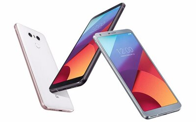 High-end smartfón LG G6 dostal obrovský displej, duálny fotoaparát a kompaktné telo zo skla aj hliníku