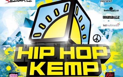 Hip Hop Kemp 2014 je tu, sleduj kompletný line-up a časový plán