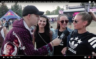 Hip Hop Žije 2017: Ako si užili festival návštevníci a kto stojí za ohlásenou bombou? (Videoreport)