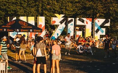 Hip Hop Žije mení logo aj koncept festivalu, nič už nebude ako predtým. Čo znamená písmeno X v novej grafike?