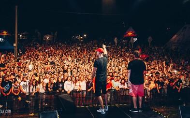 Hip Hop Žije ovládne leto 2018 na Slovensku a v Česku. Novú éru štartuje farebným logom a pridáva ďalšiu zastávku