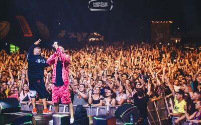 Hip Hop Žije sa tento rok uskutoční. Čaká ťa séria veľkých akcií pod holým nebom.