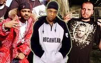 Hip hopové značky, na které jsme raději zapomněli: Od FUBU přes Rocawear až po Rytmus Fashion