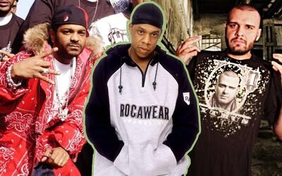 Hip hopové značky, na ktoré sme radšej zabudli: Od FUBU cez Rocawear až po Rytmus Fashion