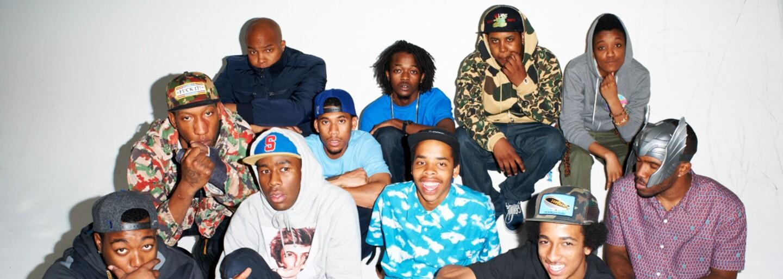Hip-hopový kolektív Odd Future sa zjednotí na festivale Tyler, The Creatora
