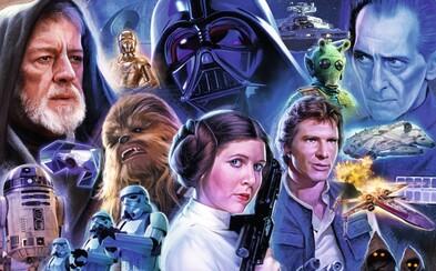 História Star Wars filmov, ktoré nikdy nevznikli