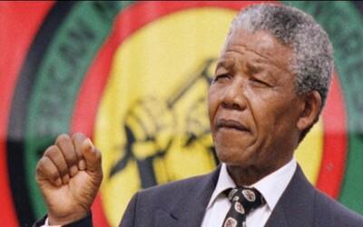 História trochu inak #2 - Nelson Mandela