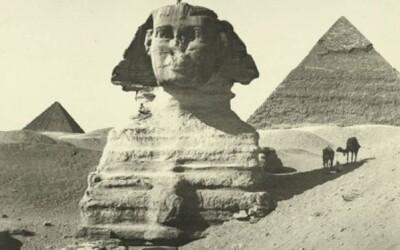 Historické fotografie Egypta z konca 19. storočia #1
