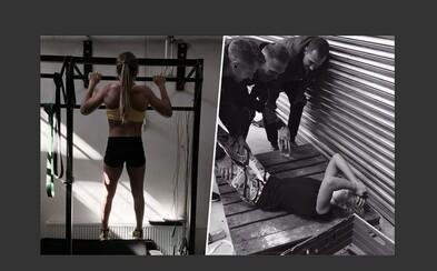 Historicky prvá Slovenka, ktorá sa dostala na celosvetovú súťaž CrossFit Games v USA. Volá sa Nina a má iba 14 rokov (Rozhovor)