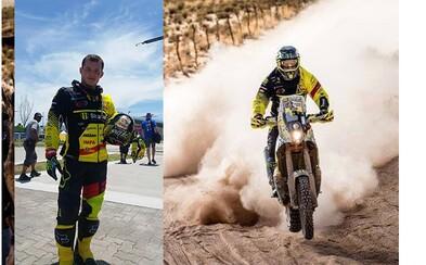 Historický úspech! Štefan Svitko skončil na Dakare na 2. mieste a prepísal slovenské dejiny