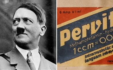 Hitler miloval Oxykodón, nepohrdol ani kokaínom a nacisti mohli prehrať hneď v začiatkoch, keby nebolo pervitínu. Aké drogy hýbali Treťou ríšou?
