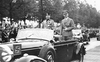 Hitlerov Mercedes ide do aukcie. Symbol zla sa môže predať za milióny dolárov