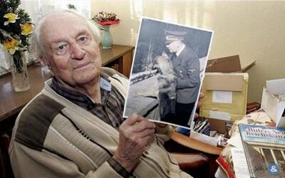 Hitlerův osobní strážce prozradil, co se v nacistickém bunkru dělo pár minut před smrtí diktátora. Evu Braunovou nachytal v choulostivém okamžiku