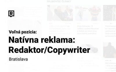 Hľadáme redaktora pre reklamný obsah. Poď tvoriť špičkovú natívnu reklamu