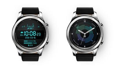 Hľadáš namakané inteligentné hodinky? Samsung Gear S3 ohúria klasickým dizajnom aj poriadnou výdržou