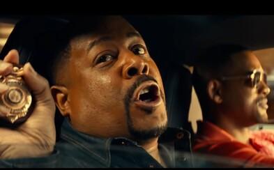 Hláškujúci Will Smith a Martin Lawrence sú Bad Boys for Life! Prvý trailer sľubuje černošský akčný film roka